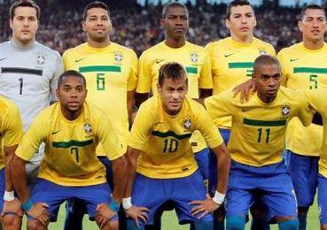 La selección brasileña iniciará en Suiza la preparación del Mundial de su país.