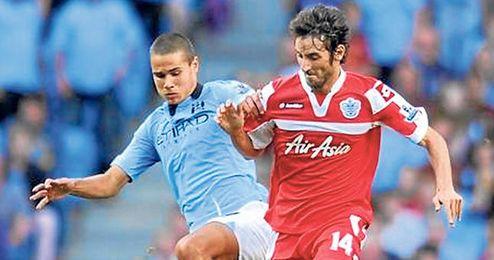 Esteban Granero estuvo cerca de recalar en Nervión el pasado verano.