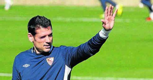 Andrés Palop se despedirá del club esta temporada.