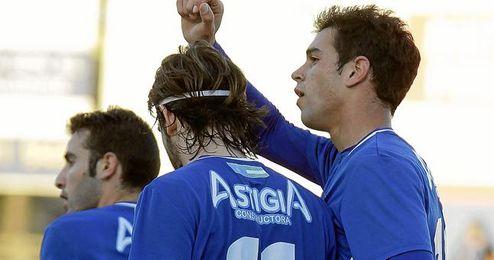 El Écija logró una victoria por la mínima (1-0) ante la Balona.