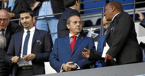 Las cuentas apuntan que será complicado que el Sevilla esté en Europa el próximo año si el TAS termina perdonando al Málaga.