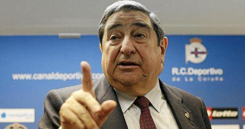 El Deportivo de la Coruña imprime grandes medidas de austeridad.