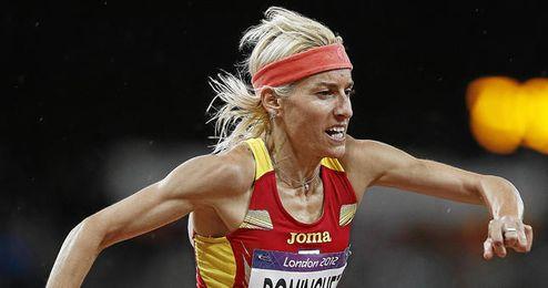 La atleta, Marta Domínguez, vuelve a verse involucrada en un caso de dopaje.