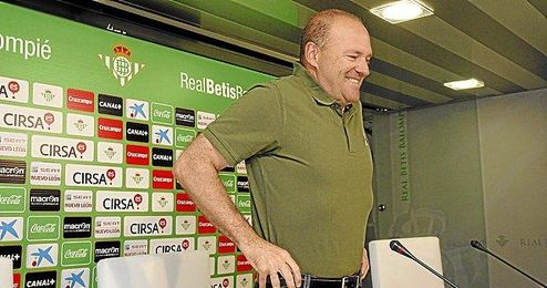 Pepe Mel espera clasificarse mañana para Europa.