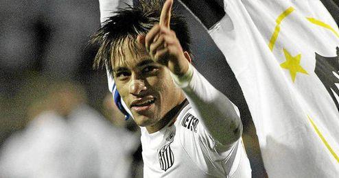 Neymar elegirá al Barça