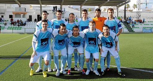La Lebrijana ya es equipo de Tercera división.