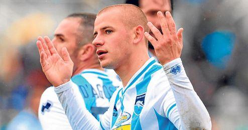 Vladimir Weiss abandonará el Pescara tras el descenso a la Serie B.