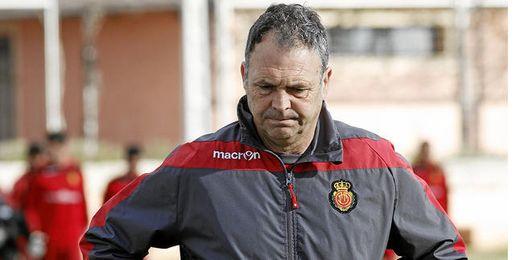 El Mallorca ha sido el último equipo a las órdenes del técnico utrerano.