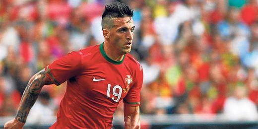 Miguel Lopes se ha afianzado en las convocatorias del seleccionador luso, Paulo Bento; ha jugado cuatro partidos.