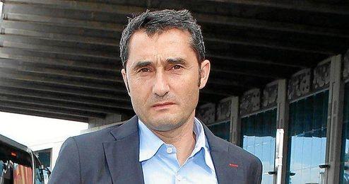 Ernesto Valverde, nuevo entrenador del Athletic Club de Bilbao.