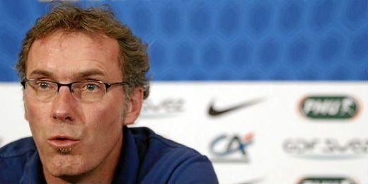 Laurent Blanc, es el técnico elegido para sustituir a Ancelotti en el PSG.