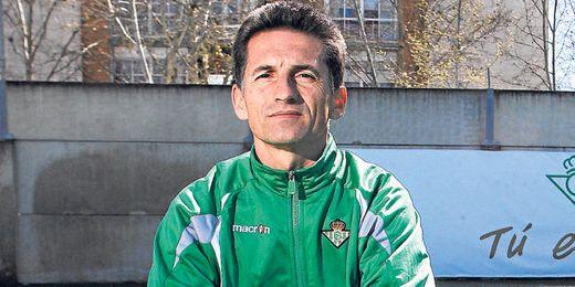 Luis Fradua posa para ESTADIO.