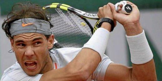 Rafa Nadal se las vería con Federer en cuartos, Murray en ´semis´ y Djokovic en la final.