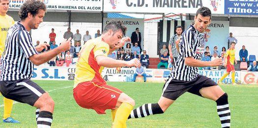 El atacante blanquinegro Melchor, nuevo jugador del Algeciras.