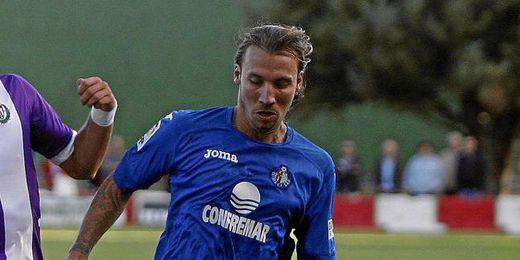 Alexis Ruano no tendrá una segunda oportunidad en Nervión tras una campaña y media cedido en el Getafe.