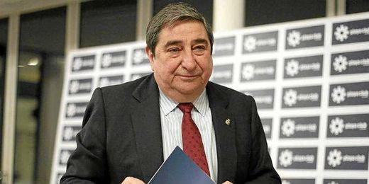 Augusto Cesar Lendoiro, Presidente del Depor