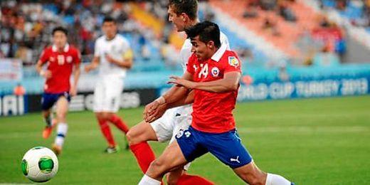 Chile pasa de ronda, a pesar de la baja de Rabello por sanción.