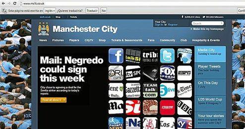 Web del City