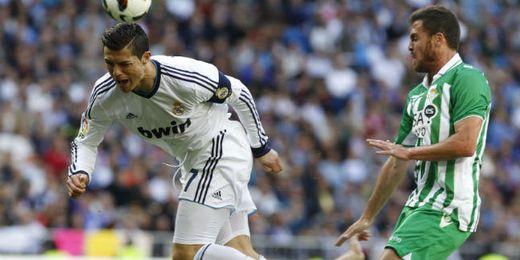 El Betis visitará el Bernabéu para comenzar.