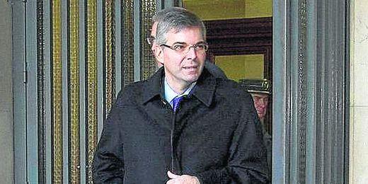 El ex asesor del Grupo socialista de Sevilla y ex responsable del área de la Vía Pública del Ayuntamiento