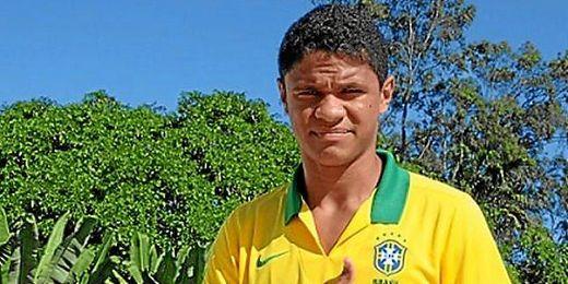 Quinto fichaje que realiza el club granadino, Douglas Santos