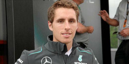 Juncadella probará con el Williams en Silverstone.