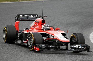 El equipo Marussia correrá la próxima temporada con motor Ferrari
