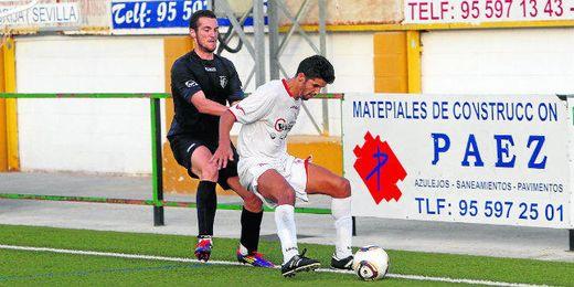 El barbateño Ramón Barroso sufrió una grave lesión la pasada temporada.