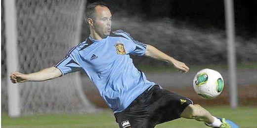 Andrés Iniesta ve con buenos ojos la llegada de Martino.