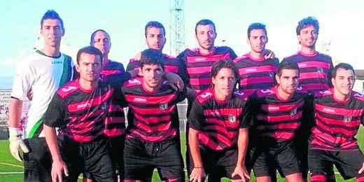 Once inicial que dispuso el Gerena el pasado sábado frente al San Fernando (4-1).
