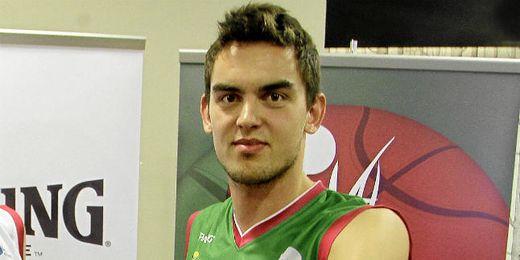 Tomas Satoransky, base checo del Cajasol drafteado por los Washington Wizards.