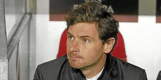 André Villas-Boas, técnico del Tottenham Hotspur.