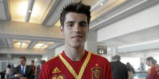 """Morata afirma estar """"con ganas de demostrar cosas"""""""