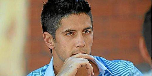 Fernando Verdasco durante una rueda de prensa.