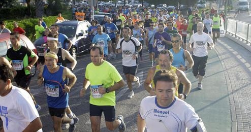La Carrera Popular Parque Miraflores resultó un éxito.