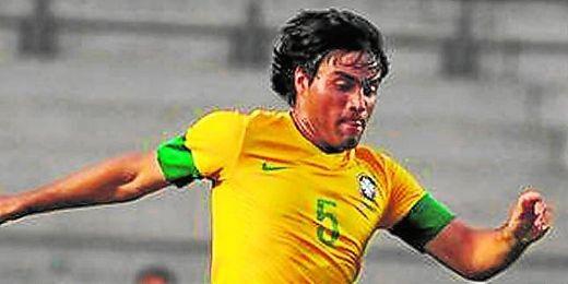 Jugador de Brasil, donde el Sevilla está instalado en busca de estrellas