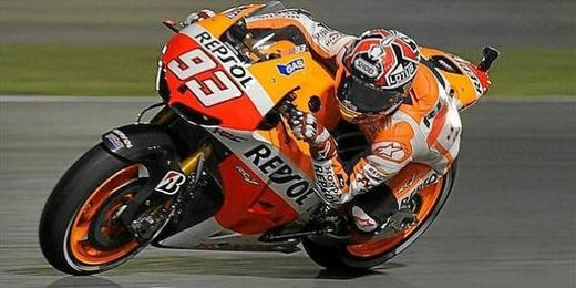 Marc Márquez tendrá que esperar para ser campeón de MotoGP.