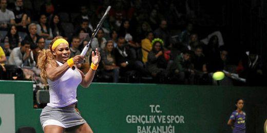 Serena Williams y Na Li jugarán la final del Masters de Estambul