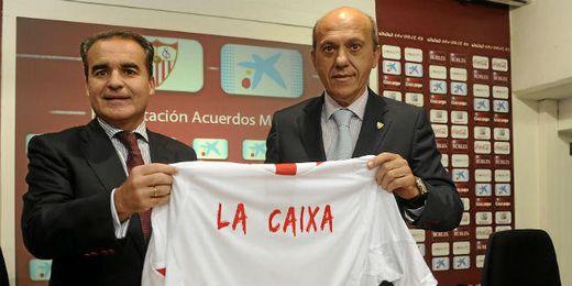 Del Nido ha firmado un acuerdo con la Caixa con el objetivo de conseguir más abonados.