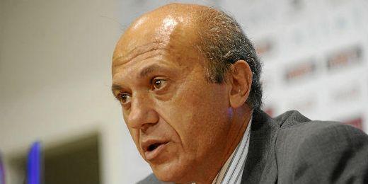 Del Nido espera sacar algo positivo del Bernabéu.