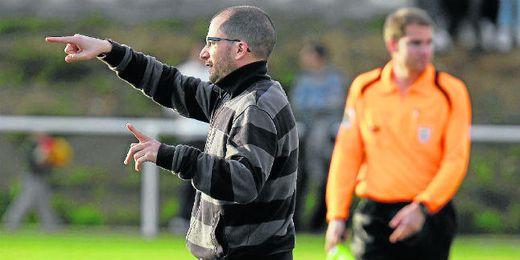José Juan Romero, entrenador minero, sigue confiado con las posibilidades de su equipo durante esta temporada.
