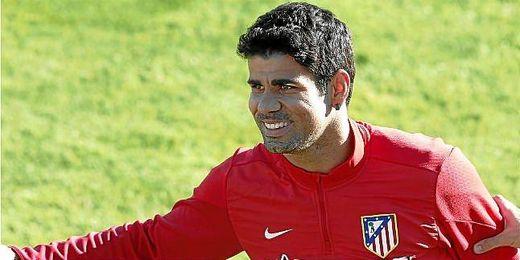 Diego Costa ha renunciado a jugar con Brasil para poder ir convocado con la selección española.