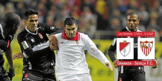 Ganar credibilidad pasa por traerse tres puntos de Granada