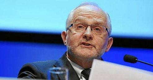 El presidente del IPC, Philip Craven.