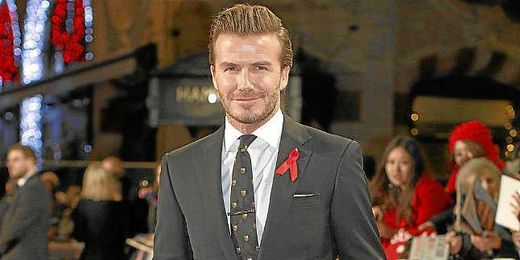 David Beckham estuvo dos semanas en el Amazonas con la BBC.