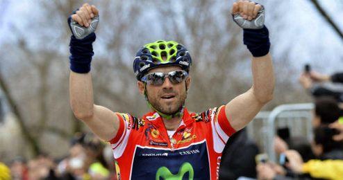 Valverde correrá este jueves en Italia