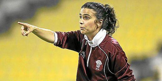 Helena Costa será la primera mujer en entrenar a un club profesional francés.