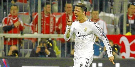 Sus goles han sido clave para llevar al Madrid a la final.