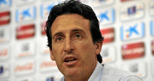 Emery espera que su equipo sea competitivo ante el Elche.