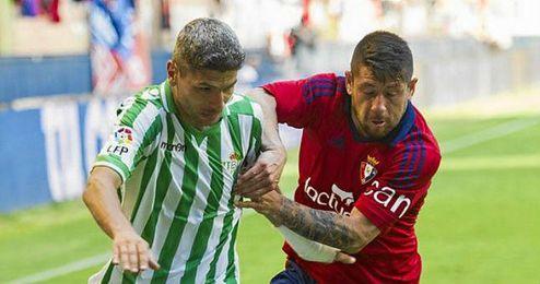 Salva Sevilla puede despedirse del Betis esta temporada.
